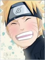 Uzumaki Naruto by Rlliot