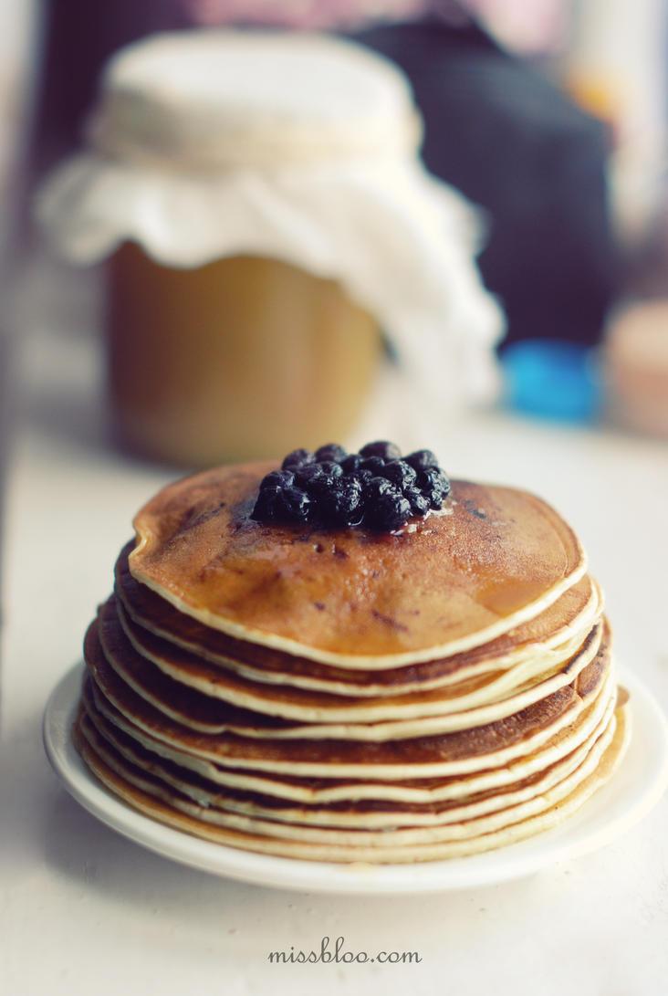 sweet breakfast by anastasia-lapteva