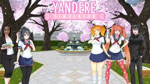Yandere Simulator Chase Her Osana and Raibaru