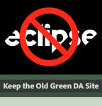 save deviantart and kill eclipse