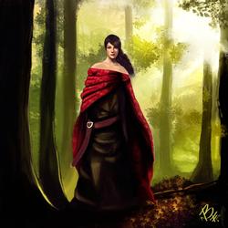 Princess by Bluefire