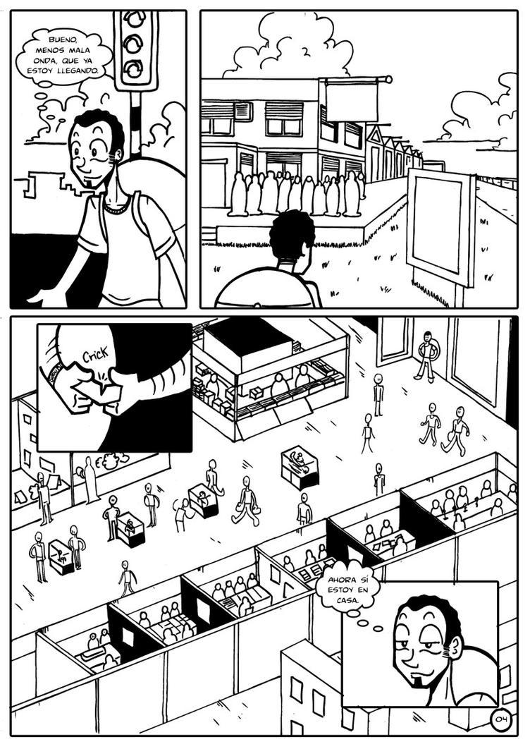 ELLA Y YO - PAG 4 by Cosmicos