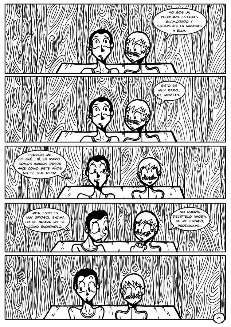 ELLA Y YO PAG. 25 by Cosmicos