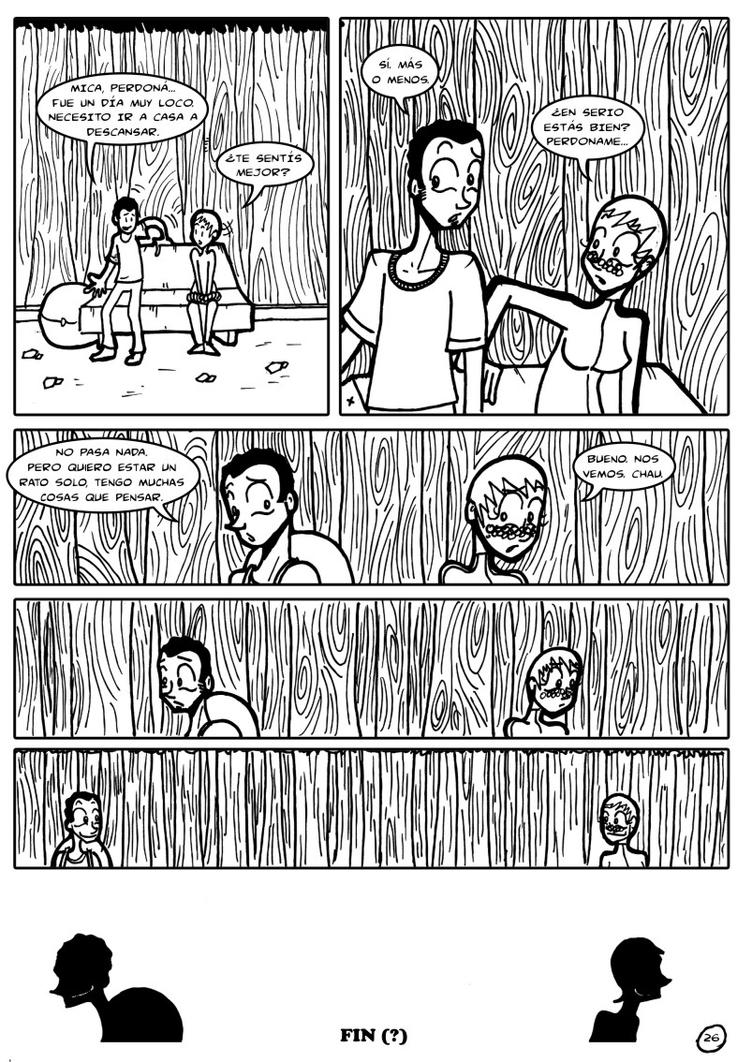 ELLA Y YO PAG. 26 by Cosmicos