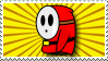 Shy Guy Stamp by deadspaceheart