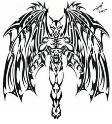 Devil Tattoo by Midnite7175