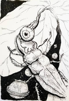 Eye See All (Lineart)