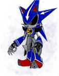 Neo Metal Sonic: The Uprising