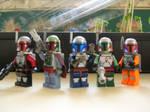 LEGO Mandalorians