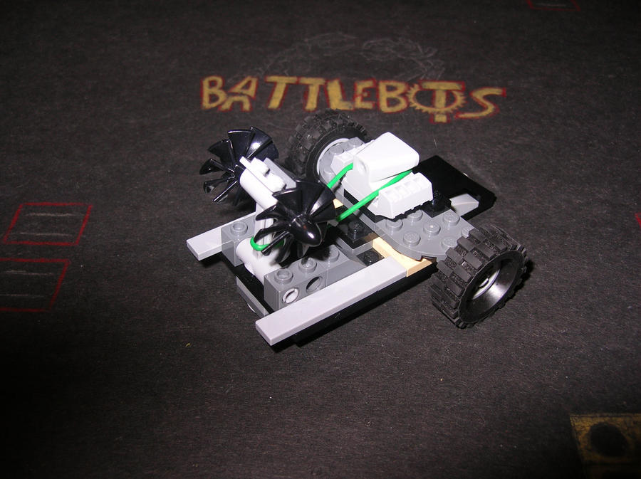 how to build a battlebot for beginners