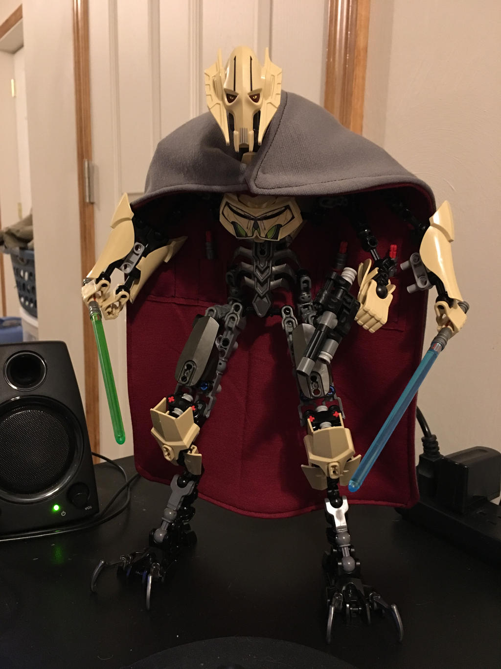 Lego CCBS General Grievous Improved by ToaAntan on DeviantArt