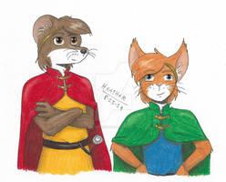Padra and Crispin