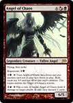 Angel of Chaos Magic Card