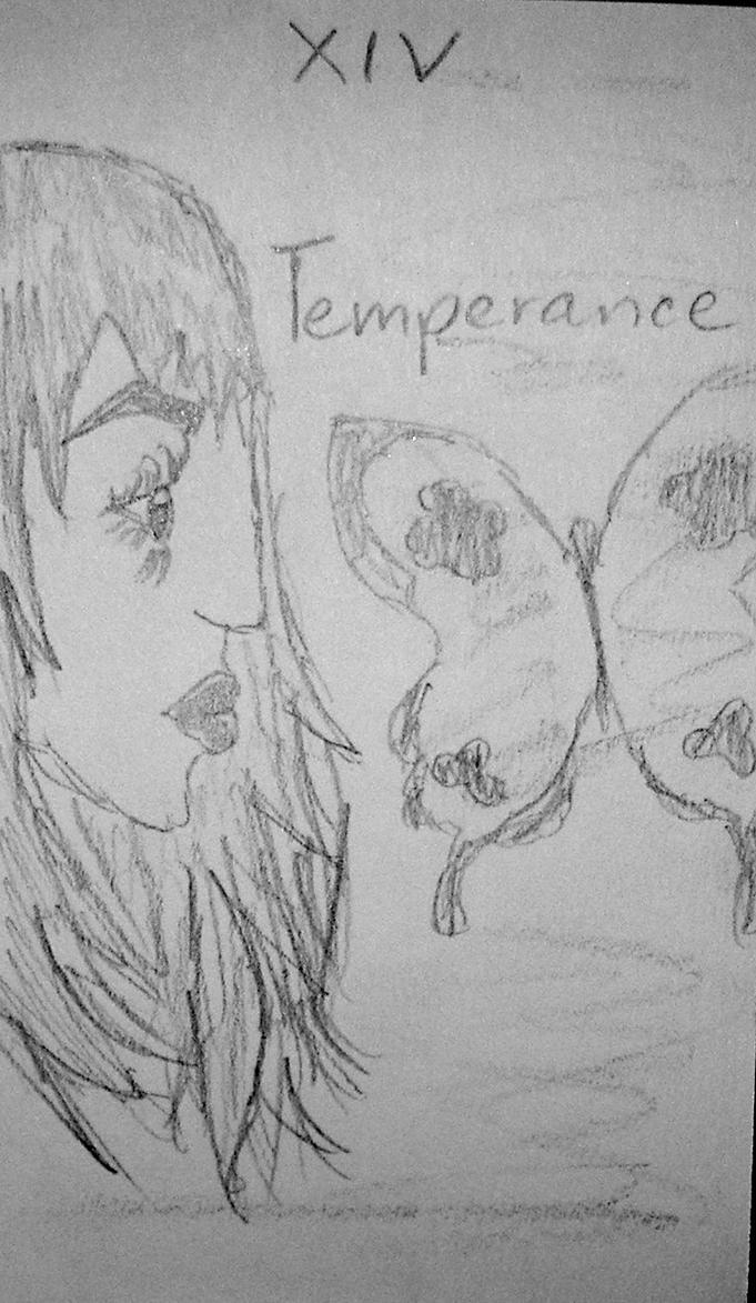 Xiv Temperance Balance Archangel Zadkiel: Temperance XIV By Dianacan On DeviantArt