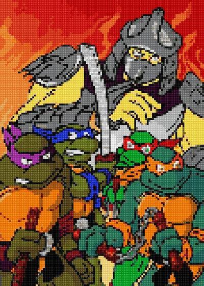 Teenage Mutant Ninja Turtles by AprilONeil1984