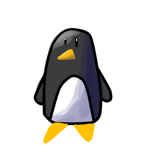 Penguin by Espio143