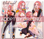 ADOPTABLE AUCTION Blind Angel [close]