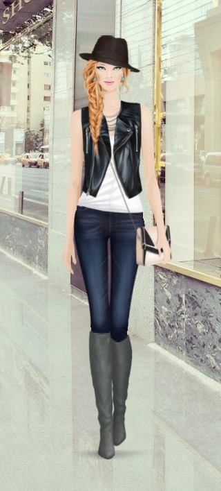 Covet Fashion Street Shopping By Aly246 On Deviantart