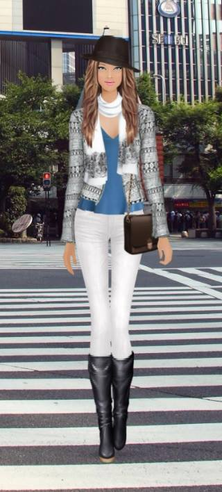 Covet Fashion Street Chic By Aly246 On Deviantart