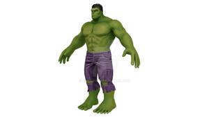 The Incredible Hulk (Classic) MMD