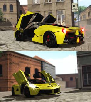 Ferrari LaFerrari v2.3 MMD DL
