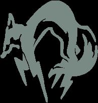 Foxhound Logo By Moo Man