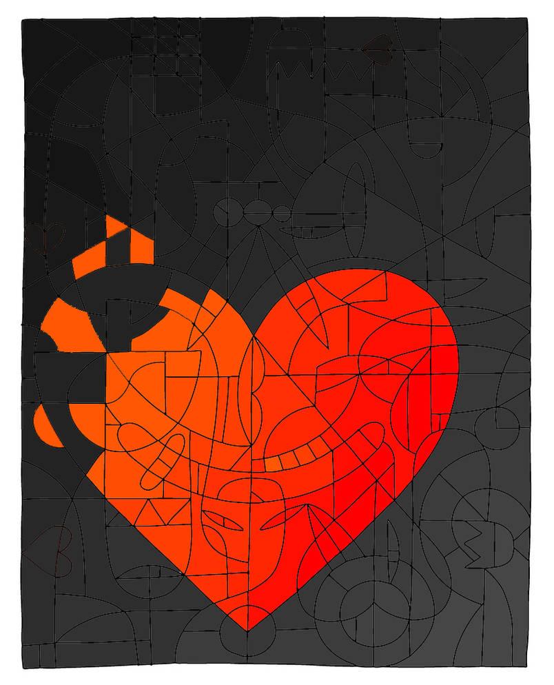 Broken Valentine by Ingostan