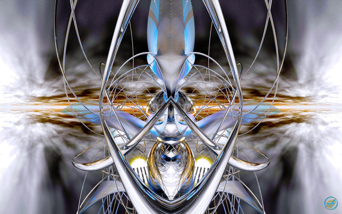 Dreamcatcher - Wide - 1 by Ingostan