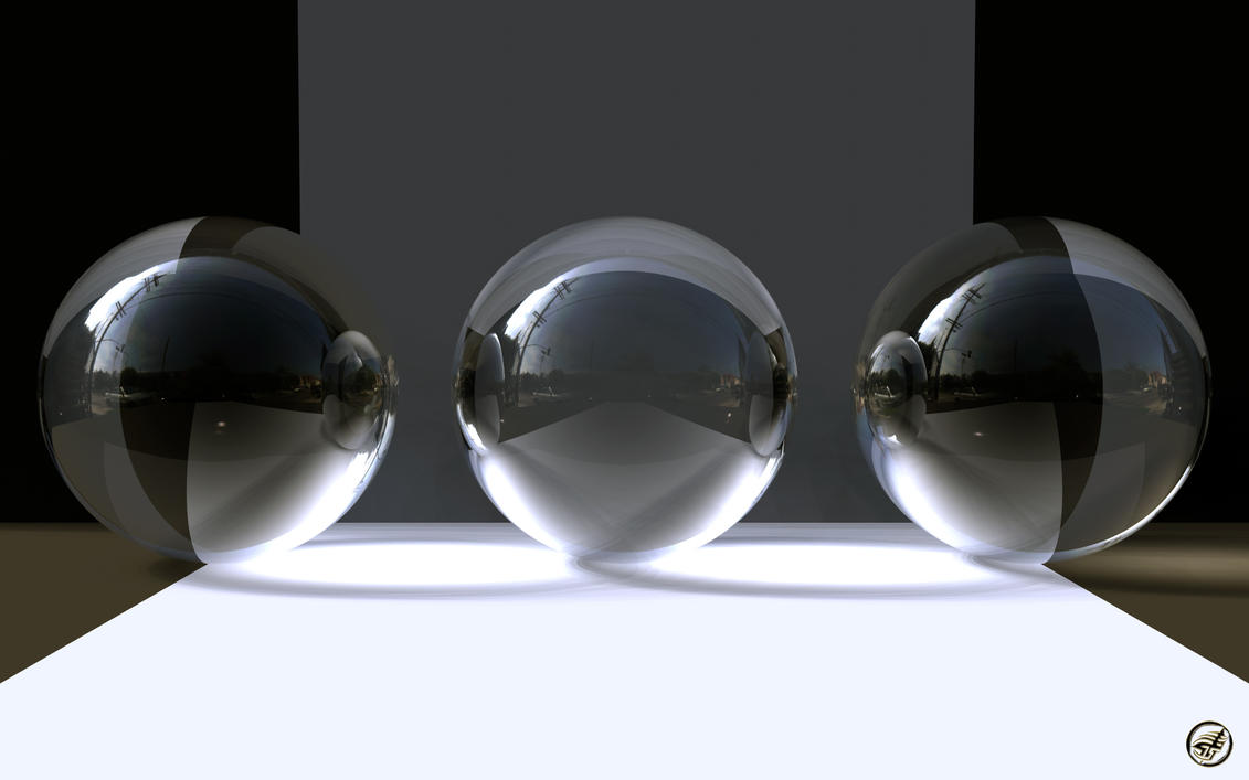Simply Simple HDRI Sphere - WS by Ingostan