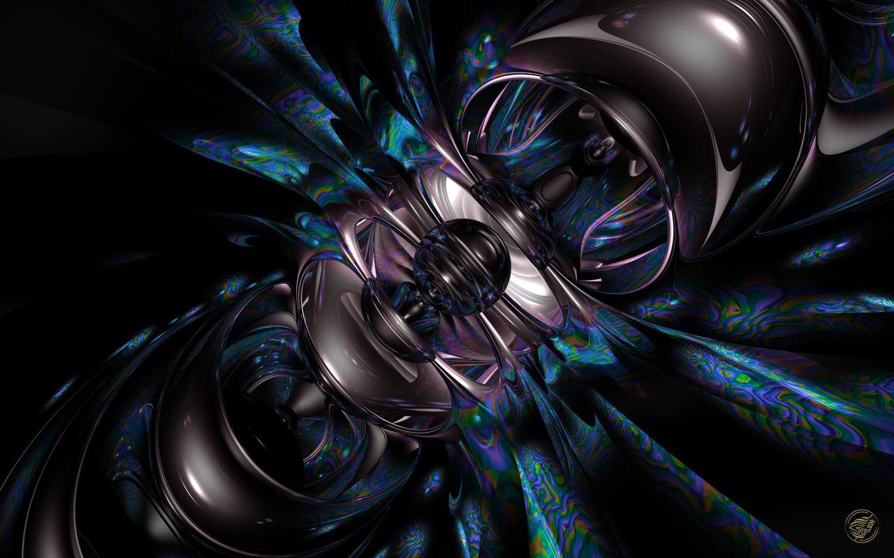 Flowings - Wide - 1 by Ingostan