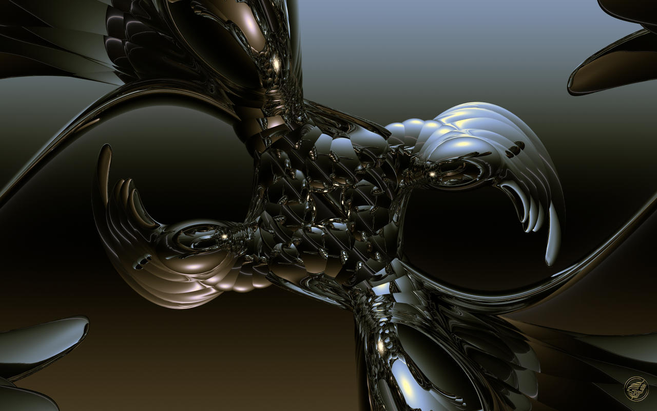 The Giger Machine - Wide by Ingostan