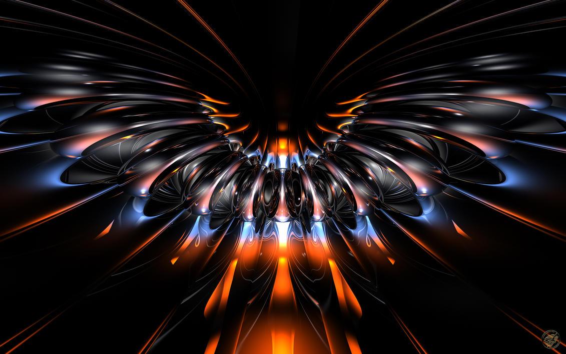 Night Flyer - Wide by Ingostan