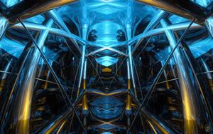 C4D Symmetrical Old S. - WS by Ingostan