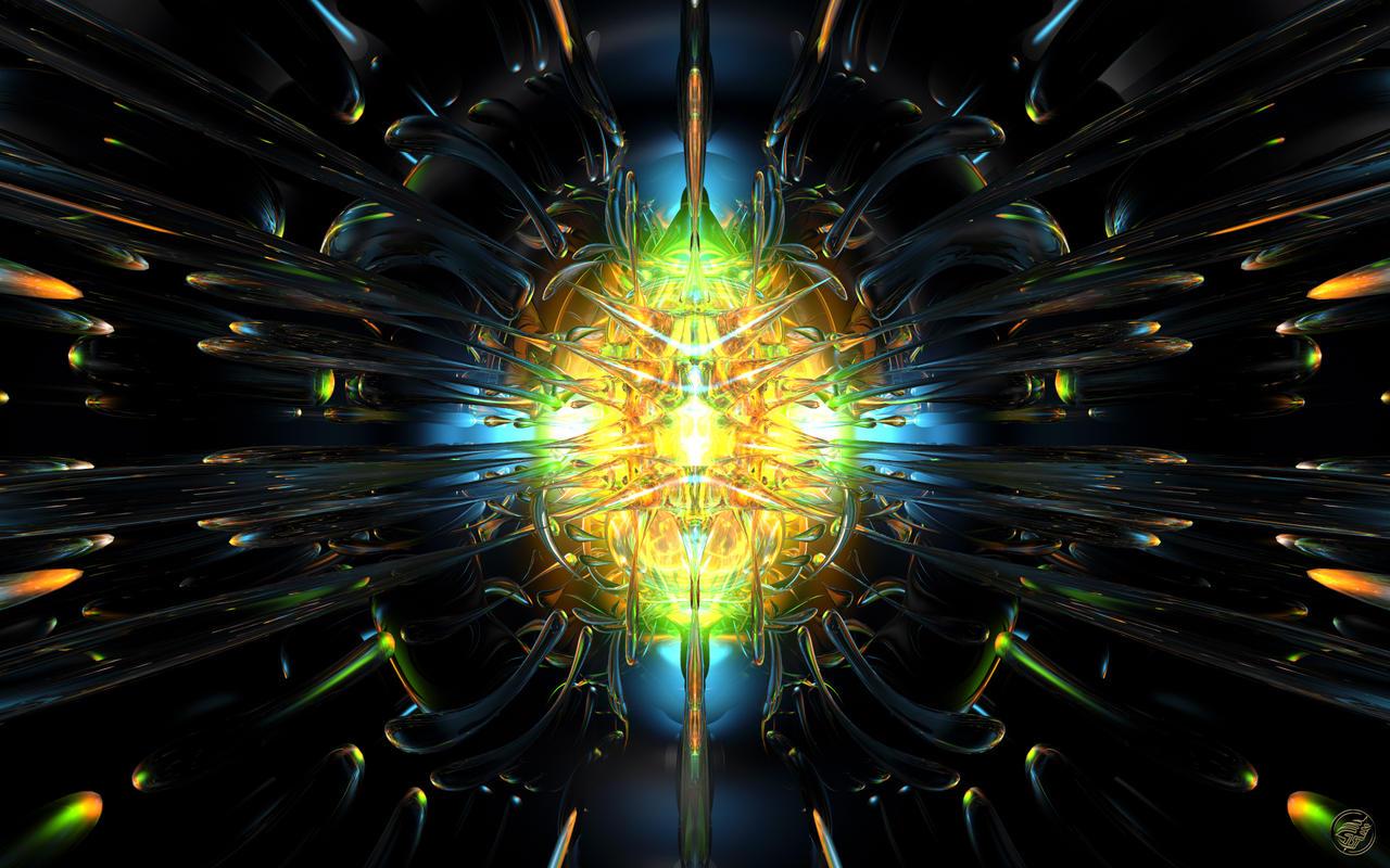 Glass Blast - Wide by Ingostan