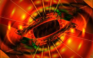 I Spy Orange - Wide by Ingostan