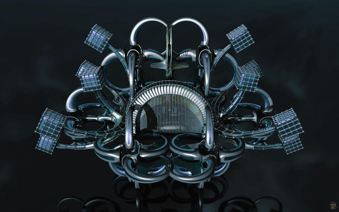 C4D Deviant Device 1 - WS by Ingostan
