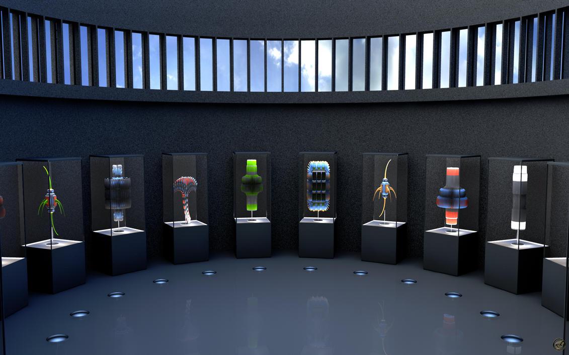 Exhibition on Tau Ceti by Ingostan