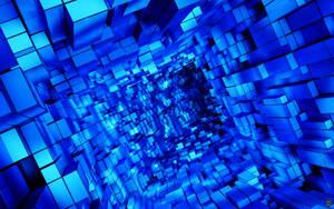 Blue Tunnel - WS by Ingostan