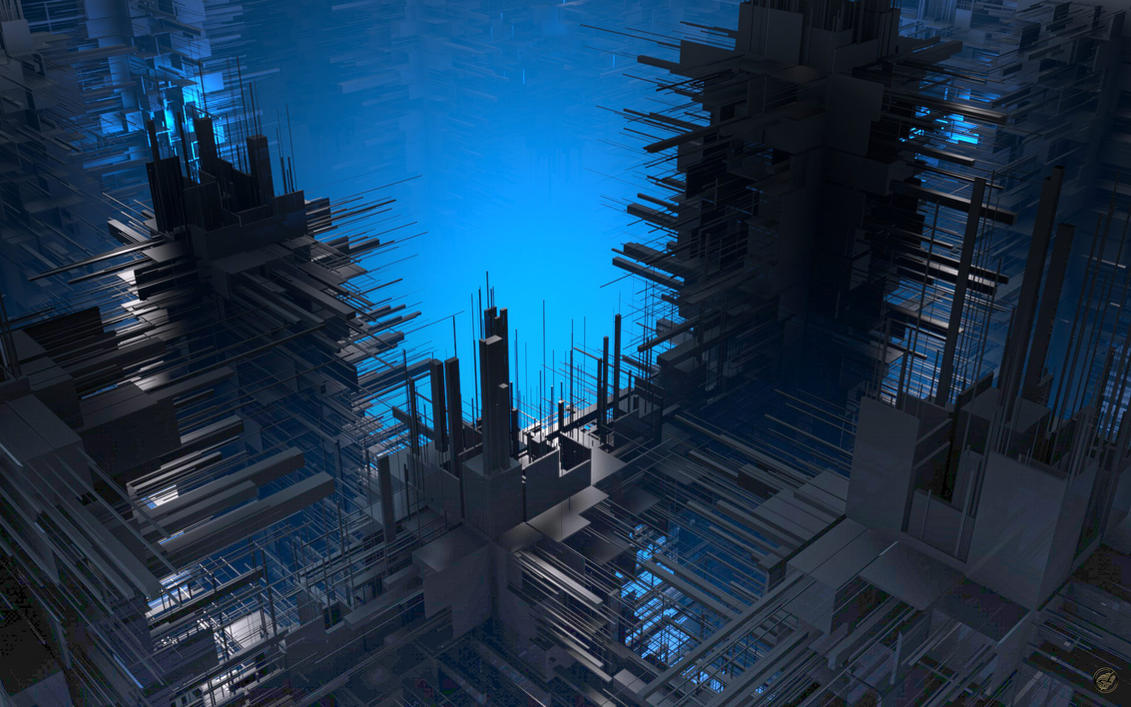 Construction Site by Ingostan