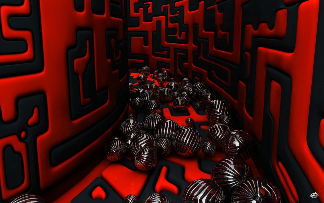 Claustrophobia by Ingostan