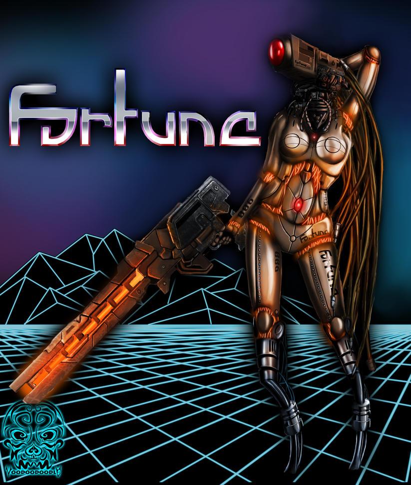Fortuna. by Voodoodoodle