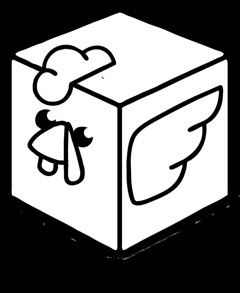 Cock Block Logo by Voodoodoodle