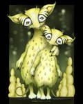 MIZOU AND MIZA by LOULOUGSTP