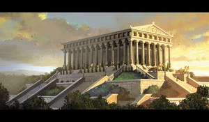 7 wonders artemis temple
