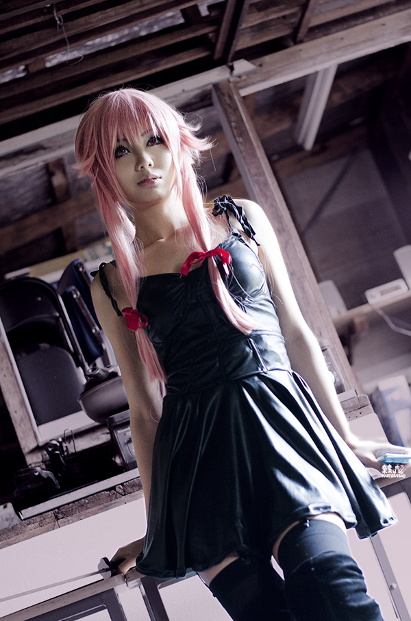 Gasai Yuno Mirai Nikki By Happyhaha On Deviantart