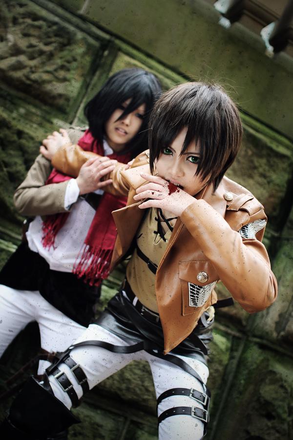 Shingeki no Kyojin: Eren by HAPPYHAHA