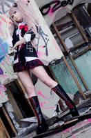 Junko Enoshima by HAPPYHAHA