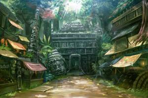 kikita temple street by jianlu