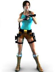 My old Lara Croft by Croft094