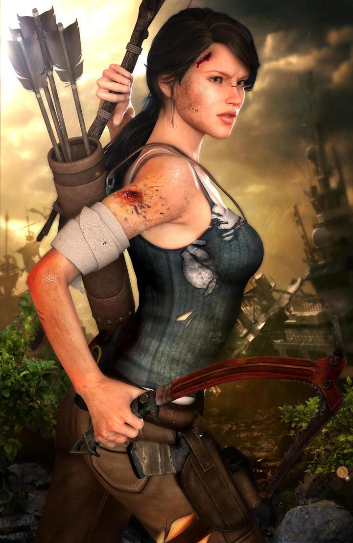 Lara Croft - New Generation by Croft094